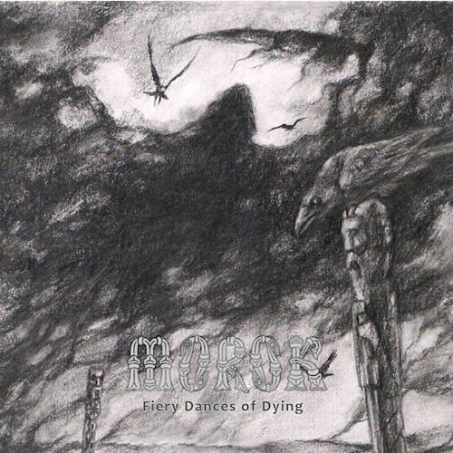 Дебютный альбом MOROK - Смерти лютой свистопляс (2013)