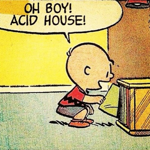 Billy daniel bunter classic acid house deep house for Acid house classics