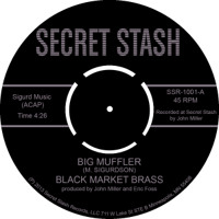 "Black Market Brass ""Snake Oil Man"""