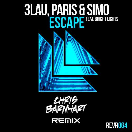 3LAU, Paris & Simo feat. Bright Lights - Escape (Chris Barnhart Remix)