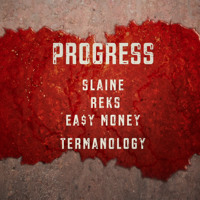 "Progress feat. Termanology, Slaine, REKS & Ea$y Money ""Livewires"" (prod. by Termanology)"