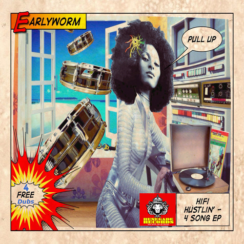 earlyWorm - Hi Fi Hustlin' (Free EP). Copyright of this picture by earlyWorm/Soundcloud. If there a any copyright infringement, just contact me. Give thanks!