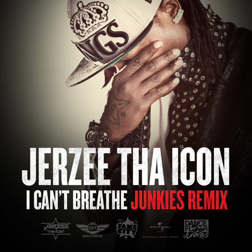 Jerzee Tha Icon- I Can't Breathe (Dance Floor Junkies Remix)