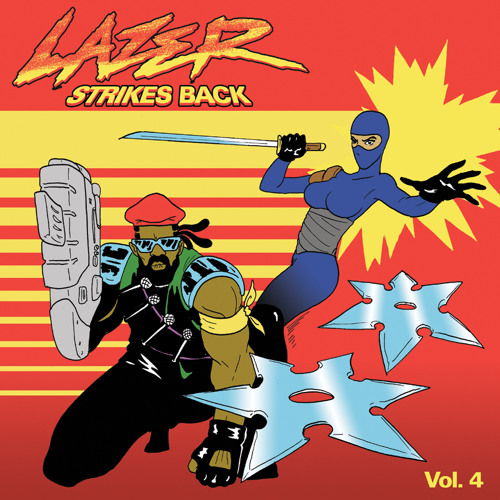 Major Lazer - LAZER STRIKES BACK Vol. 4 (Remix Set). Copyright of this picture by Major Lazer. If there a any copyright infringement, just contact me. Give thanks!