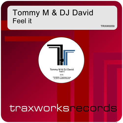Tommy M & DJ David - Feel it (Original Mix)