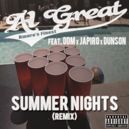 "Al Great brings some friends along for more ""Summer Nights"""