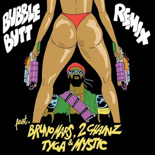 TRANSITION | Major Lazer ft 2Chainz, Tyga, & Bruno Mars - Bubble Butt (KosherKuts Trans Edit Pack)