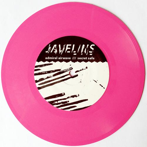 """Javelins - """"Admiral Airwave"""""""