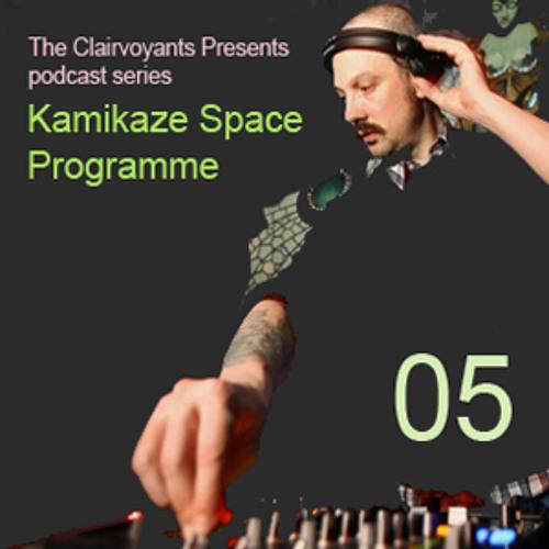 kamikaze space programme