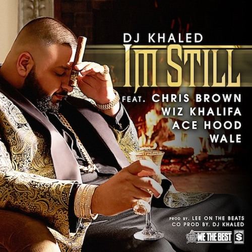 DJ Khaled ft. Chris Brown Wale Wiz Khalifa Ace Hood - I'm Still