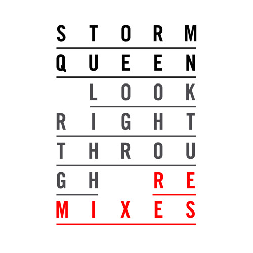 Storm Queen - Look Right Through (Brookes Brothers Remix)
