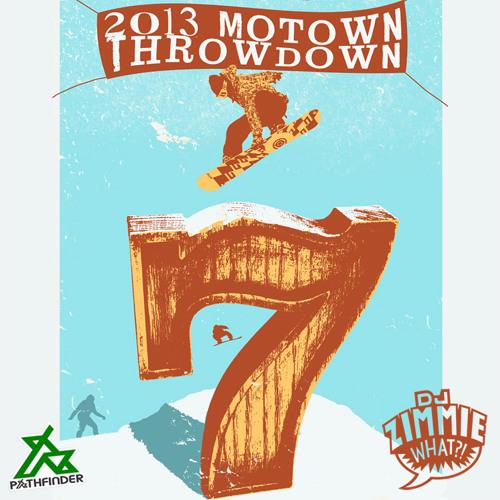 DJ Zimmie - Live at the 2013 Motown Throwdown