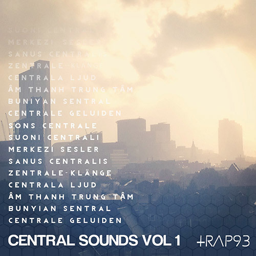 Trap93 - Central Sounds Vol 1