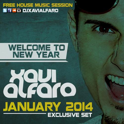 XAVI ALFARO SESSION 01-2014 JANUARY - FREE DOWNLOAD