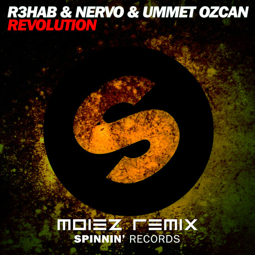 R3hab & NERVO & Ummet Ozcan - Revolution (Moiez Remix)