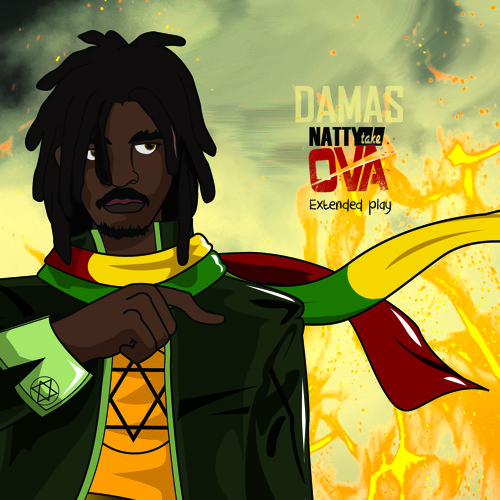 Damas - Natty Take Ova [Da Music 2013] ★FREE ALBUM DOWNLOAD★