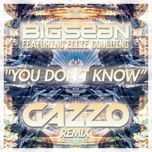 Big Sean feat. Ellie Goulding - You Don't Know (Gazzo Remix)