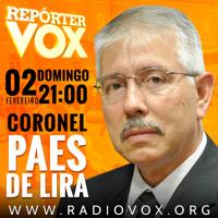 Repórter Vox - Coronel Paes de Lira - 02/02/14