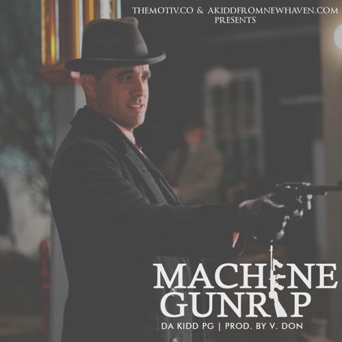 "Exclusive: @DaKiddPG - ""Machine Gun Rap"" (prod. @VDONSOUNDZ)"