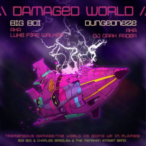 Big Boi   Damaged World (feat. Menahan Band)