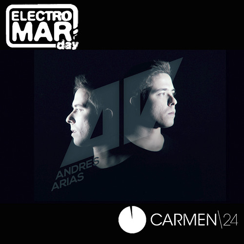Andres Arias @ Electromar Day in Carmen 24 - March 2014