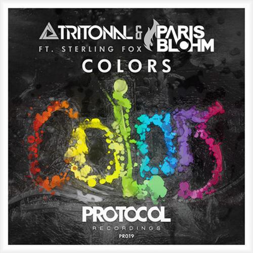 Tritonal & Paris Blohm Ft. Sterling Fox - Colors (Regoton Remix)