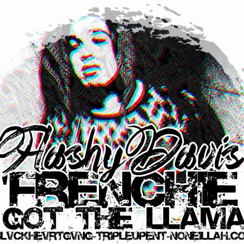 Frenchie Got The Llama
