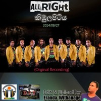 ALL RIGHT LIVE @ KIMBULAPITIYA 27.09.2014